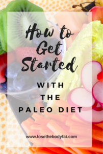 how to get started with the paleo diet