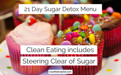 5 tips for How to start a sugar detox now