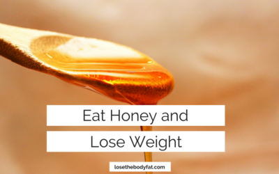 Eat Honey and Lose Weight